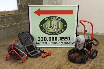 Family Owned in Akron Ohio J&J Plumbing, Heating & Cooling 3306881220