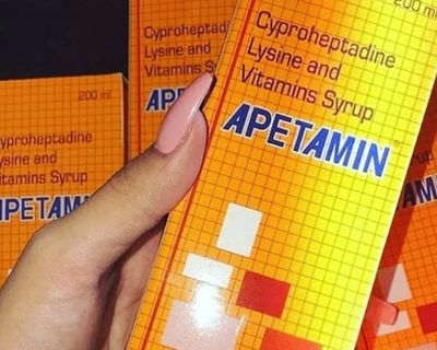 Buy Apetamin Weight Gain Syrup here at a cheap price!