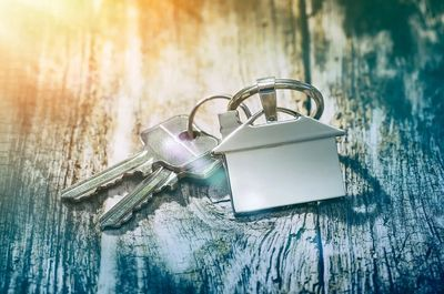 Mortgage completion by SRA Regulated Conveyancers, keys to your new home