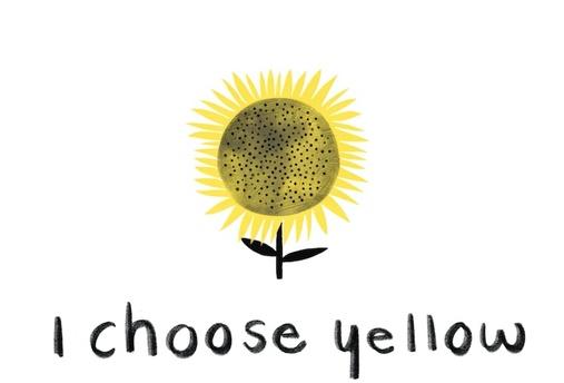 I Choose Yellow