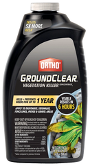 Ground Clear, Ortho, Weed Control, Redmond's, Mulch and Stone World