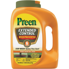 Preen, Weed Control, Redmond's, Mulch and Stone World