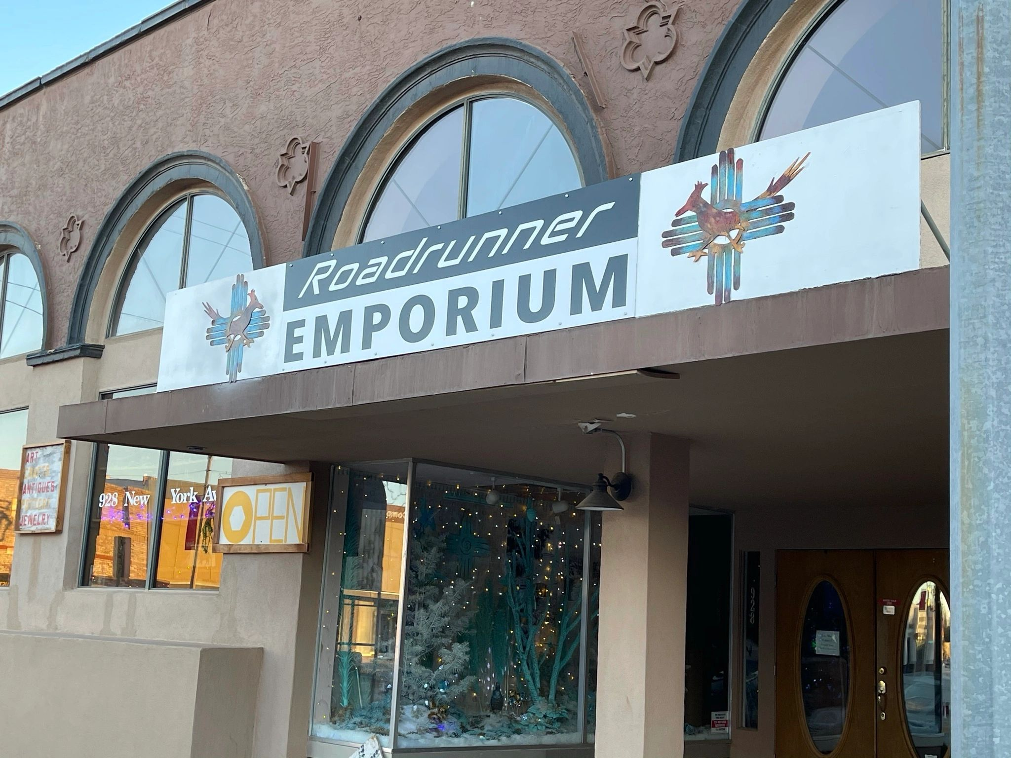 2nd Life Boutique at Roadrunner Emporium, 928 New York Avenue Alamogordo New Mexico featuring Artist