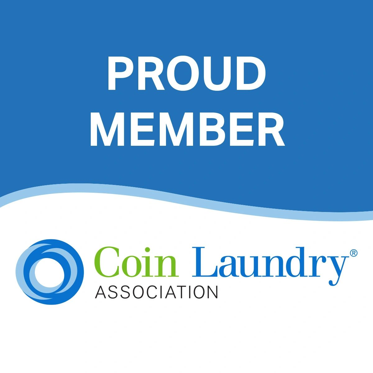 Member of Coin Laundry Association