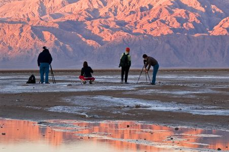 death valley national park, california, photography workshop