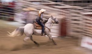 rodeo, long exposure, photo class, photo tour, photography workshop