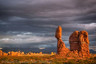 arches national park, moab, utah, formations, canyonlands national park, photography workshop