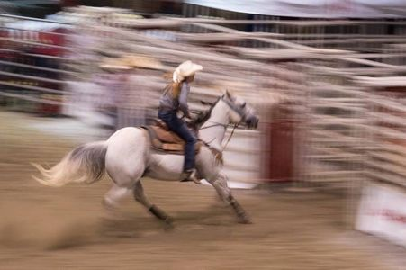 rodeo, long exposure, photography workshop, photography class, photography tour