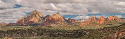 panorama, sedona, arizona, phtography workshop, photography classes, red rock, airport mesa, jeep