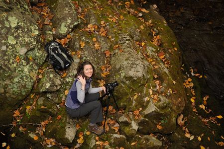 great smoky mountains national park, waterfall, photography workshop