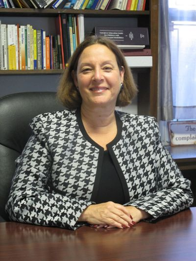 Executive Director Dr. Beth Raskin