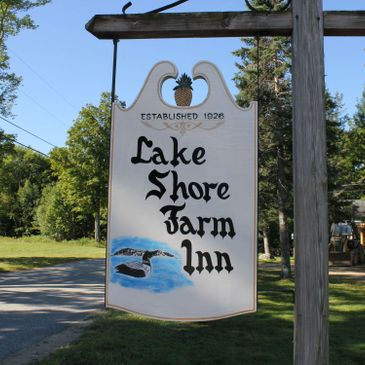 Lake shore farm inn