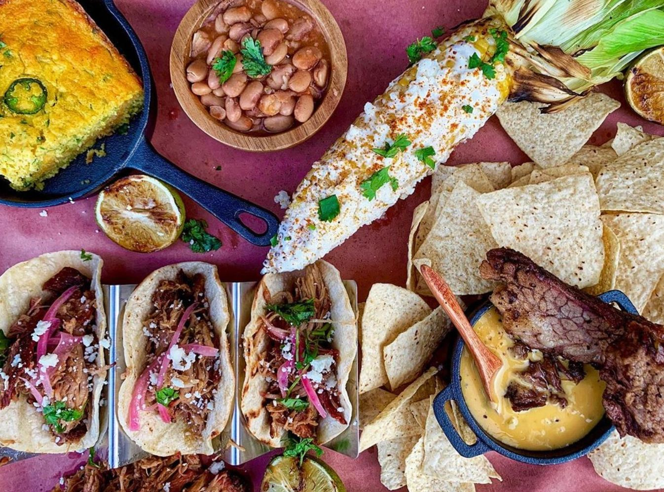 Traditional Mexican Platter