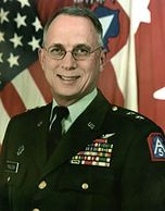 MAJOR GENERAL WALTER ALFRED PAULSON II
