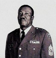 COMMAND SERGEANT MAJOR CLEO LEE