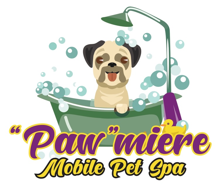 """Paw""miere Mobile Pet Spa"