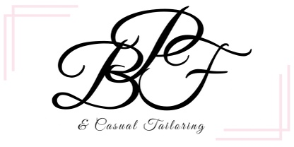 Bridal Perfect Fit & Casual Tailoring