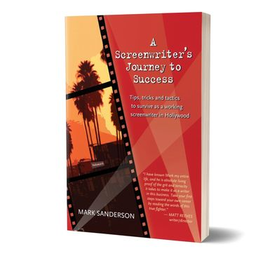A Screenwriter's Journey to Success book.