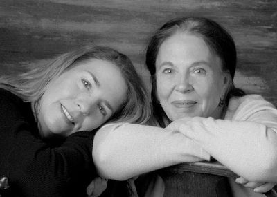 Mother, (Dene Hellman) and daughter (Ann O'Dell),  tell the tales of all women and draw upon their lifetime of laughter, tears, insight, and remorse.