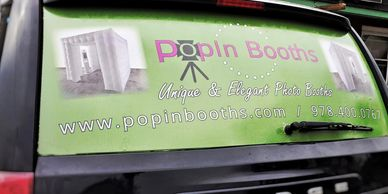 PopIn Booths North Shore Boston Photo Booth