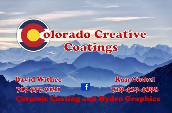 Contact information for hydro graphics and ceramic coating.