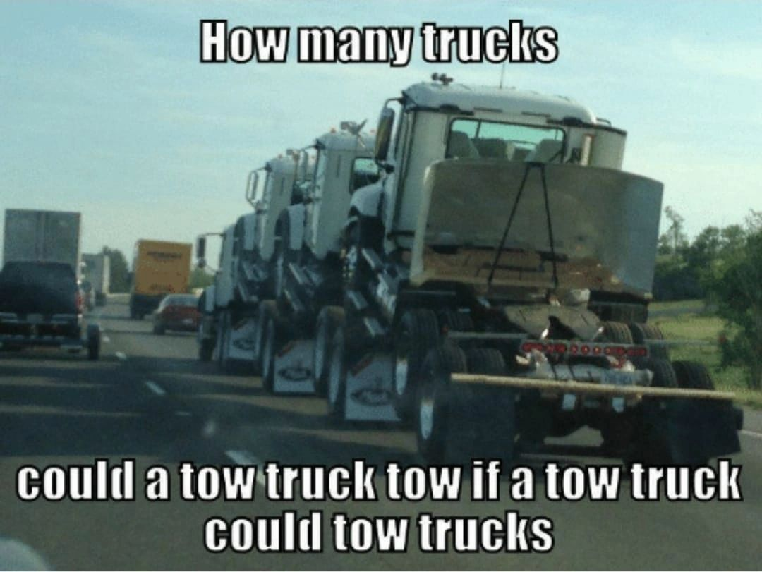 Top 8 Flatbed Trucking Memes To Keep You Entertained On The Road!