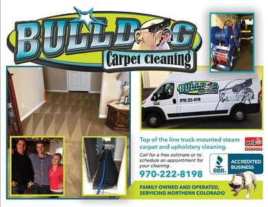 About Us Bulldog Carpet Cleaning