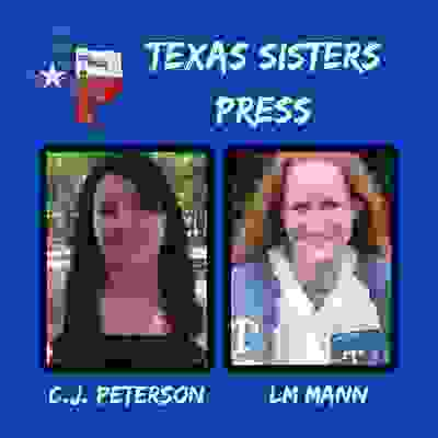 Texas Sisters Press Owners - C.J. Peterson and LM Mann