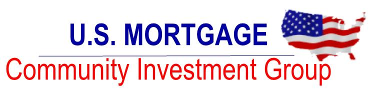 US Mortage Community Investment Group