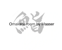 omakase room by maaser