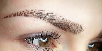 permanent make up microblading brows one by one Tampa fl microblading near me microblading fl cost