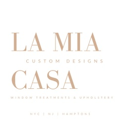La Mia Casa Custom Window Treatments