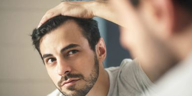 Renew Aesthetics & Anti-Aging Clinic Men's Services Hair Restoration. Fort Walton Beach, Destin