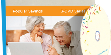 Boomerang LIFE DVD Series for Alzheimer's and Dementia patients