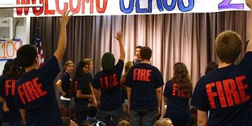 FIRE Crew - Peer Mentors at Foothill Technology High School