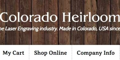 Home page image for Colorado Heirloom, Inc.