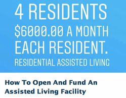 Many people run into trouble when funding an Assisted Living.  Get the necessary steps you need to g