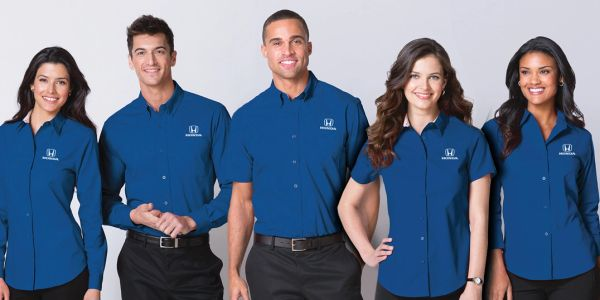 Company apparel, logo imprinted shirts, logo jackets, corporate apparel, employee apparel