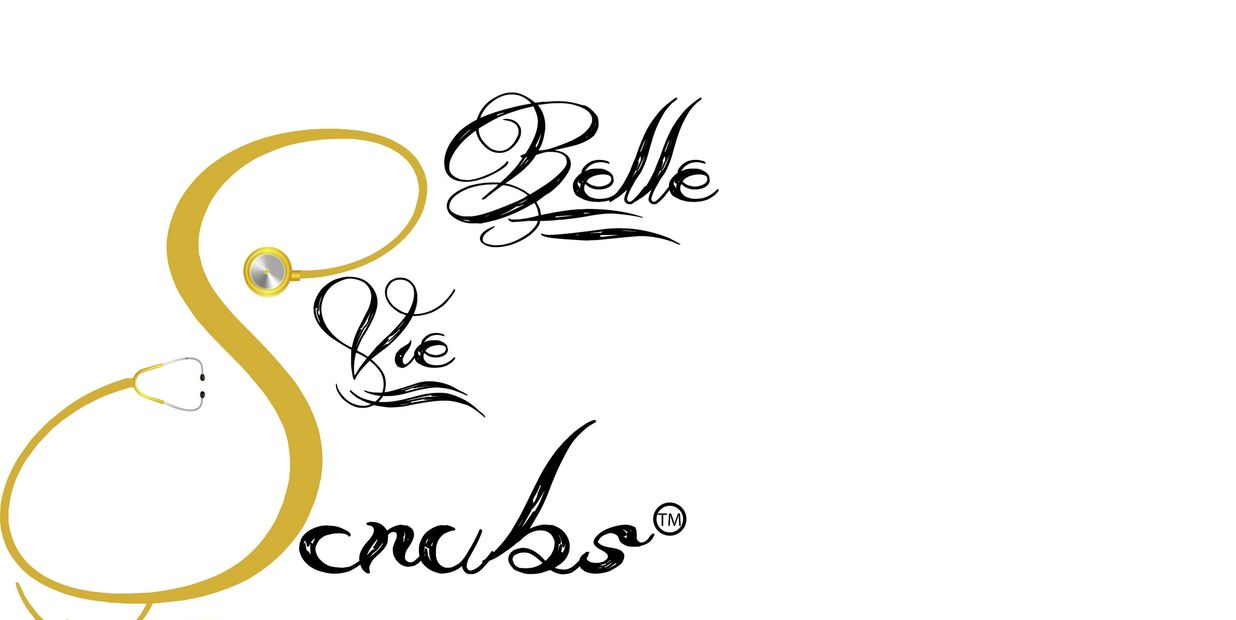 Belle Vie Scrubs are fashionable, fun and comfortable.