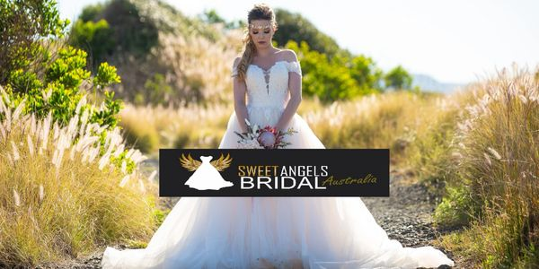 Sweet Angels Bridal Australia Wedding Dress IMOGEN