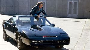 Michael Knight & KITT