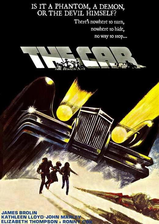 1977's demonic thriller, The Car