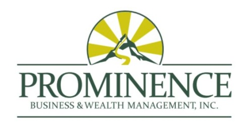 Prominence Business & Wealth Management, Inc.