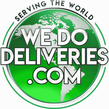 New We Do Deliveries logo
