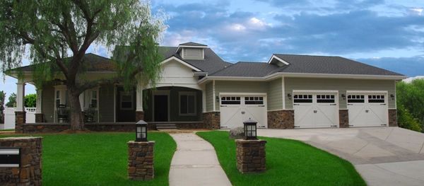 Design Build Home Porch Basement Great Room Home Office 3 Car Garage Pool Spa Deck Master Suite