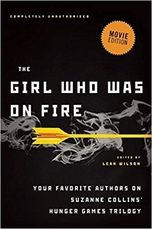 The Girl Who was on Fire by Cara Lockwood