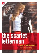 The Scarlet Letterman By Cara Lockwood, The Bard Academy Series