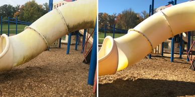 playground sanitizing, playground disinfecting, playground cleaning