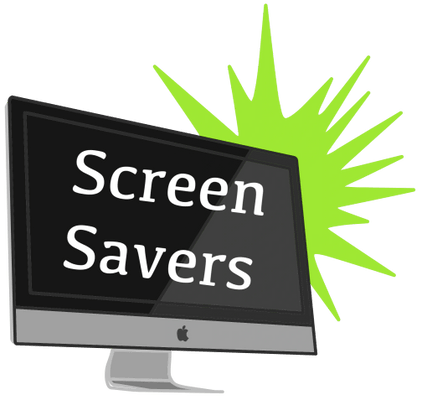 Screen Savers Electronic Sales and Repair