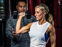 Fitness and Nutrition Programs Training, Fit Couples, iPhysique Fitness, Kristi Tauti, Coach Kristi
